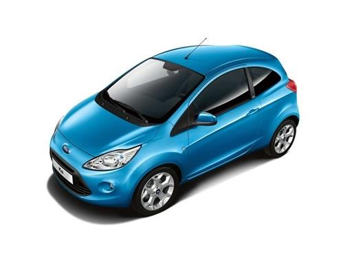 Ford KA+ Hatchback 1.2 85 Active 5dr Manual [SEM]