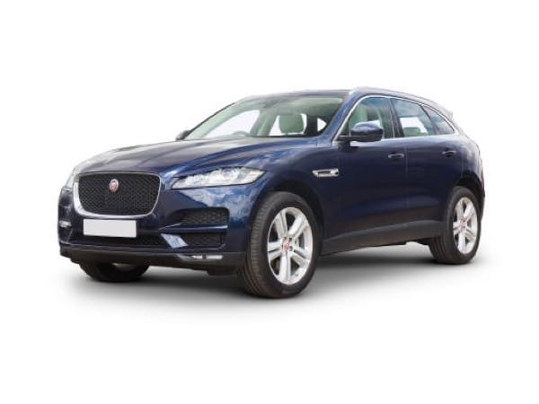 Jaguar F-Pace Estate 2.0d [180] R-Sport AWD 5dr Automatic