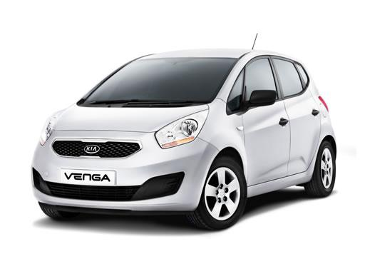 Kia Venga Hatchback 1.6 ISG 3 5dr Automatic [VS]