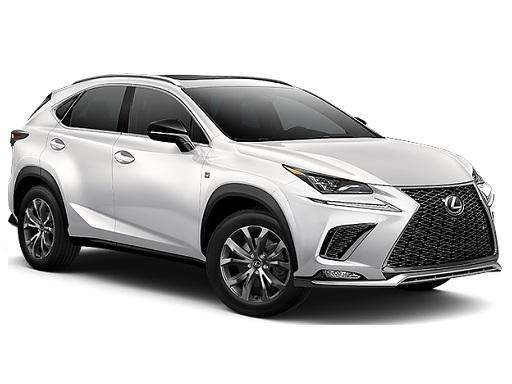 Lexus NX Estate 300h 2.5 CVT 5dr Automatic