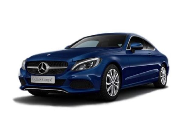 Mercedes-Benz C Class Coupe C200 AMG Line 9G-Tronic 2dr Automatic