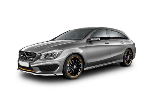 Mercedes-Benz CLA Shooting Brake CLA 200 AMG Line Edition 5dr Manual [GL]