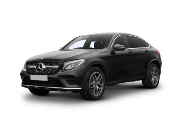 Mercedes-Benz GLC Coupe GLC 250d 4Matic AMG Line 9G-Tronic [3+11] 5dr Automatic