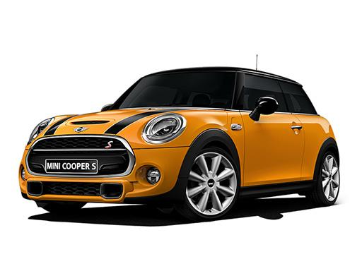 Mini Hatchback Cooper S Sport 3dr Automatic [MD]
