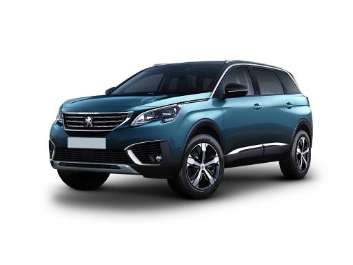 Peugeot 5008 Estate 1.5 BlueHDI GT Line 5dr Manual [ASS]