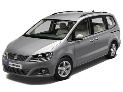 Seat Alhambra Estate 2.0 TDI S 150 PS 6 Speed 5dr Automatic [LQ]