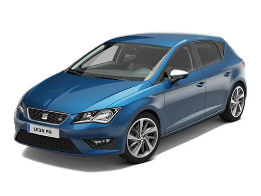 Seat Leon Hatchback 2.0 Tdi 184 FR Technology 5dr Manual