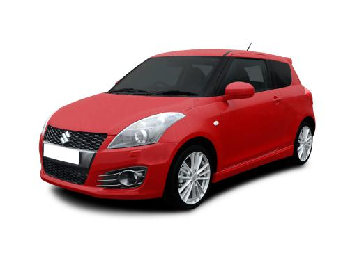 Suzuki Swift Hatchback 1.2 Dualjet Attitude 5dr Manual [VS]