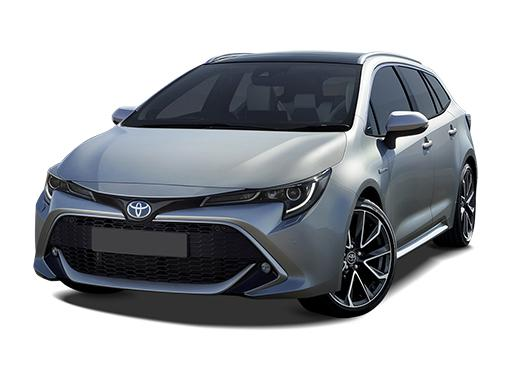 Toyota Corolla Estate 1.8 VVT-I Hybrid Icon Tech CVT 5dr Automatic
