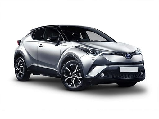 Toyota C-HR Hatchback 1.2T Design CVT AWD [3+11] 5dr Automatic