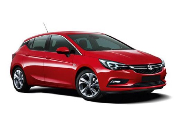 Vauxhall Astra Hatchback 1.4i 16V Tech Line 5dr Manual
