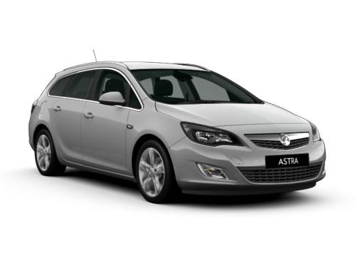 Vauxhall Astra Sports Tourer 1.4i 16V Tech Line 5dr Manual