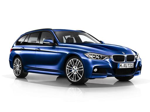 BMW 3 Series Touring M340i xDrive 5dr Automatic [MD]