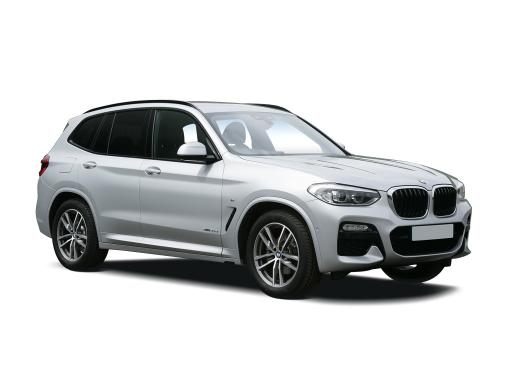 BMW X3 Estate xDrive M40i Step 5dr Automatic [GL]