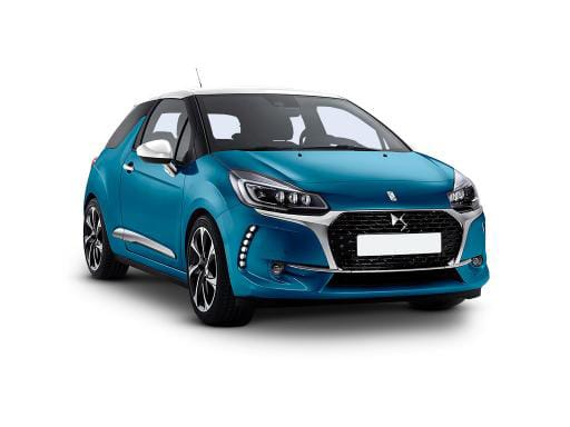 DS DS3 Crossback Hatchback 1.2 PureTech Performance Line 5dr Manual [ASS]