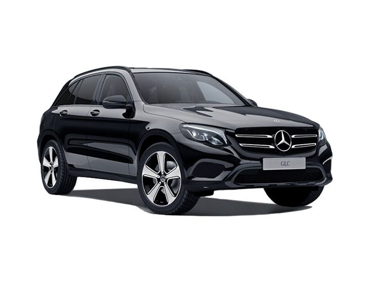 Mercedes-Benz GLC Estate GLC 300 4Matic AMG Line 5dr Automatic [MD]
